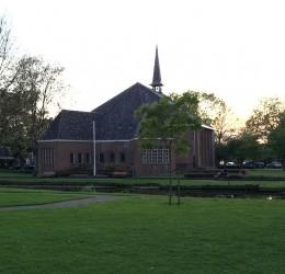 Concert in de Tuindorpkerk op 16 oktober