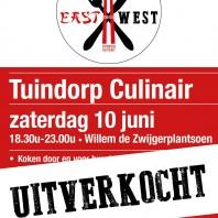Tuindorp Culinair: uitverkocht