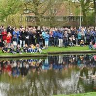 Foto's Dodenherdenking 2017