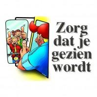 """Project """"Dode Hoek Spiegel"""" voor de Paulusschool"""