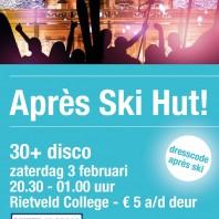 3 feb. 30+ en kids disco