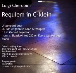 Concert op 4 mei