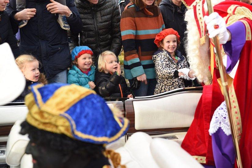 Foto S Intocht Sinterklaas 2016 Tuindorps Belang