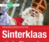Hij komt, hij komt: de Sint in Tuindorp!
