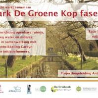 Herinrichting Groene Kop Tuindorp Oost