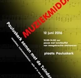 Aangeboden: Muzikaal initiatief voor alle wijkbewoners!