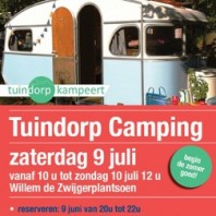 Tuindorp Camping 2016