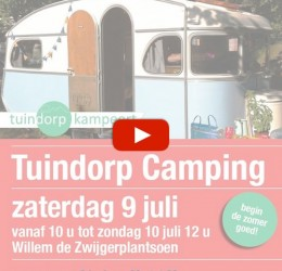 Video Tuindorp camping 2016
