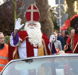 Foto's intocht Sinterklaas 2016