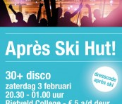 3 feb. 30+ en kids disco