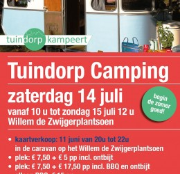 Tuindorp Camping 2018