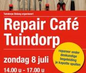 Repaircafé 8 juli 2018