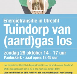 Energietransitie in Tuindorp
