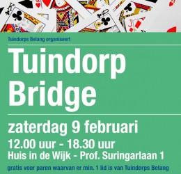 Groot succes Tuindorp bridgedrive 2019