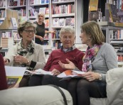 Start literatuur-leesclubs in Tuindorp