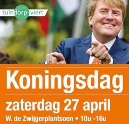 Koningsdag 2019 in Tuindorp!