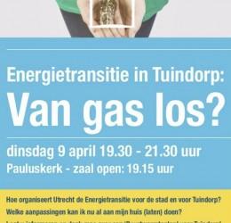 Utrecht van het aardgas af?