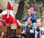 Foto's intocht Sinterklaas