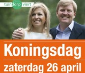 Koningsdag 2014 in Tuindorp!
