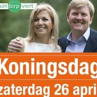 Koningsdag 2014 in Tuindorp!