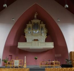 Orgelwerk van C.P.E. Bach in Tuindorpkerk