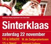 Sinterklaasintocht Tuindorp, 22 november 2014