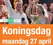 Koningsdag 2015 in Tuindorp!